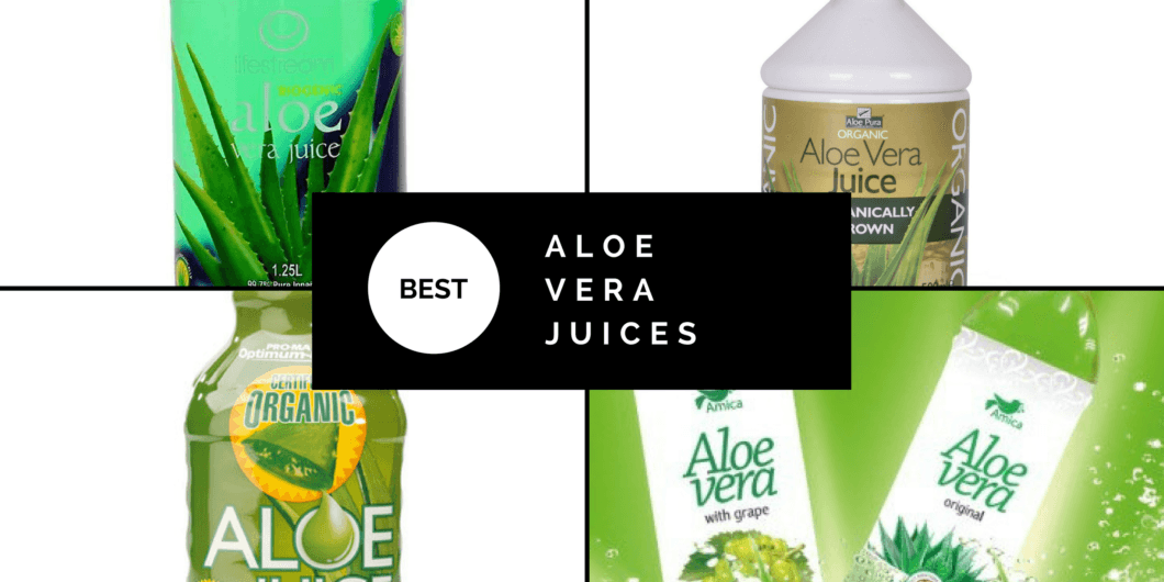 Best aloe vera juice UK