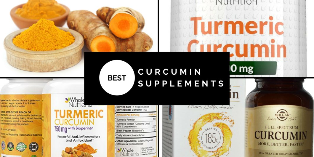 Best Curcumin Supplements UK