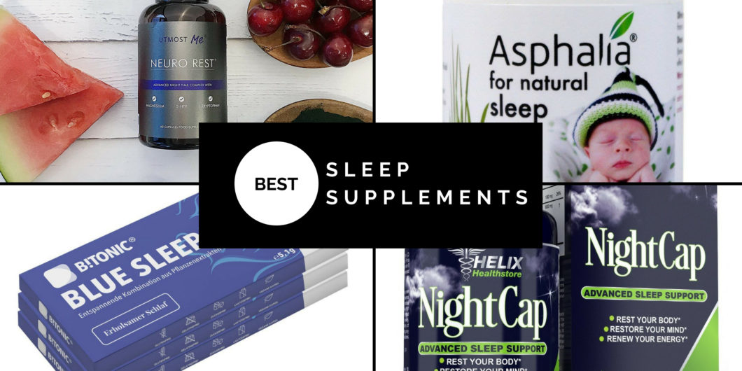 Sleep supplements in UK