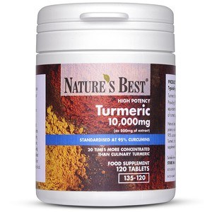 High Potency turmeric supplement