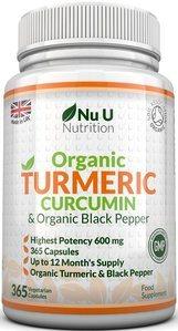 Curcumin 1 year supply