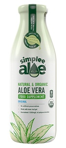 Best inner leaf aloe vera food supplement